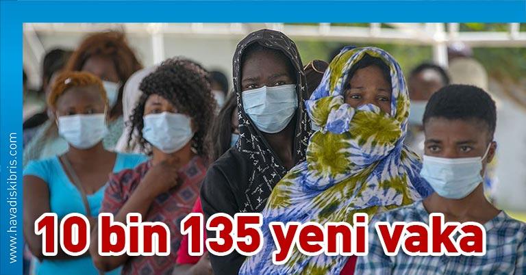 Afrika genelinde yeni tip koronavirüs (Kovid-19) vaka sayısı 288 bini geçti, 7 bin 713 kişi yaşamını yitirdi