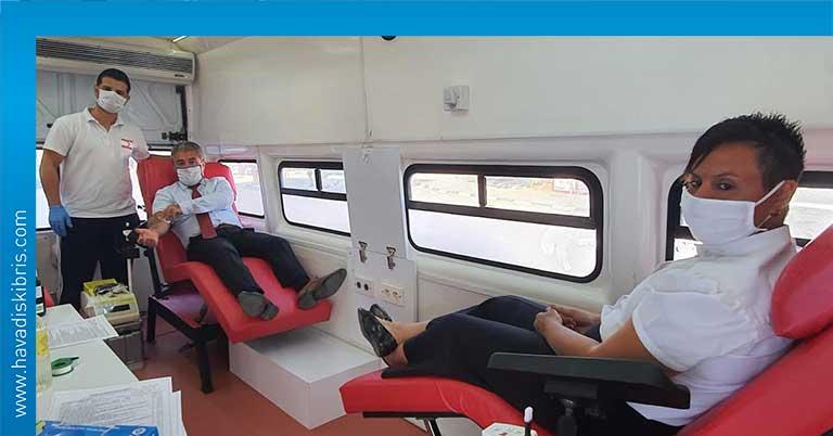 Albank kan bağışı