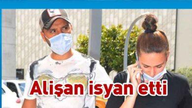 Photo of Alişan: Bunu bile dalga konusu yaptınız