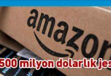 Photo of Amazon'dan çalışanlarına 500 milyon dolarlık prim