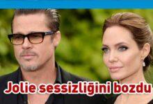 Photo of Angelina Jolie: Çocuklarımın iyiliği için boşandım
