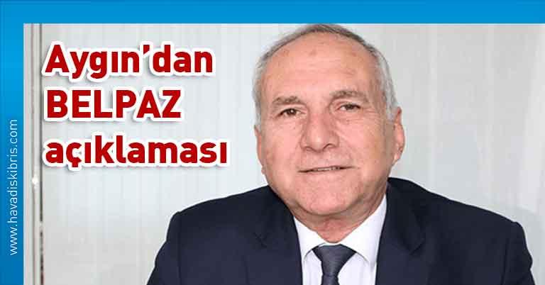 Girne eski Belediye Başkanı Sümer Aygın