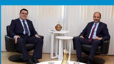 Photo of Hocanın, Başbakan Yardımcısı Özersay'ı ziyaret etti