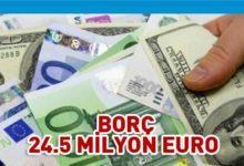 Photo of Güney Kıbrıs'ta Covid-19, kamu borcunu çoğalttı: 24.5 milyon Euro