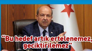 Photo of Tatar: Maraş'ın açılması için komisyon oluşturulacak