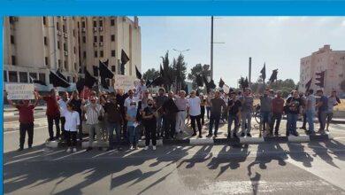 """Photo of Birleşik Eylem Komitesi'nden""""Hükümet Yüzünü Bize Dön"""" eylemi"""