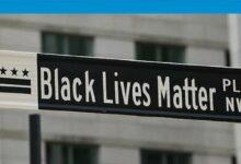 Photo of ABD'de bir caddenin adı 'Black Lives Matter' olarak değiştirildi