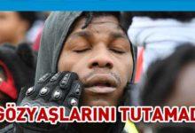 Photo of Star Wars yıldızı John Boyega protesto ederken ağladı