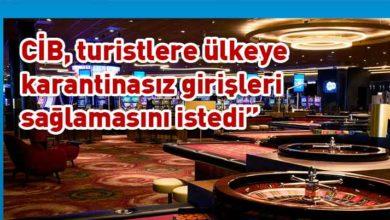 Photo of CİB: Şans oyun salonları kimler için açıldı?