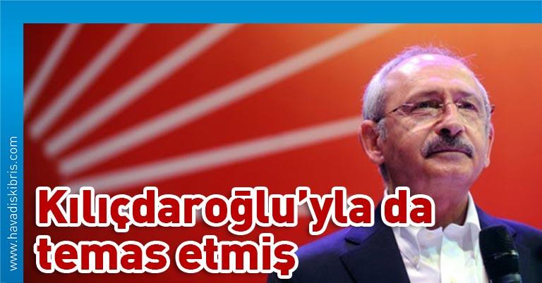 Türkiye'nin Ana Muhalefet Partisi Cumhuriyet Halk Partisi Genel Merkezi'nde Genel Başkan Yardımcısı Orhan Sarıbal'ın sekreteri A.Ç, eşi ve çocuğunda koronavirüs çıktı. Sarıbal'ın bu süre içerisinde Genel Başkan Kemal Kılıçdaroğlu ile de görüştüğü belirtiliyor