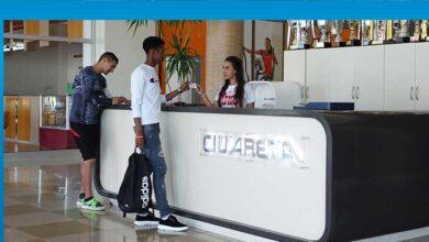 Photo of CIU Arena kapılarını sporseverlere açtı