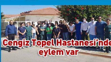 Photo of Cengiz Topel Hastanesi'nde hizmetler kısmen durdu