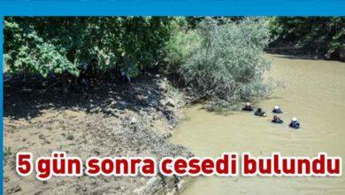 Photo of Bursa'da selde kaybolan 17 yaşındaki Derya Bilen'in cansız bedeni bulundu