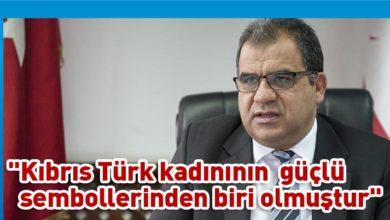 Photo of Sucuoğlu'dan Süheyla Küçük'ün vefatı dolayısıyla taziye mesajı
