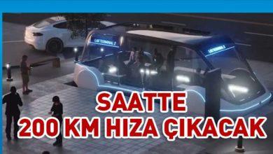 Photo of Tesla'dan elektrikli minibüs adımı
