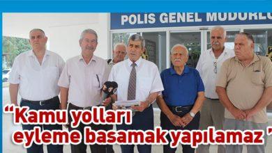 Photo of Emekli Polislerden Kar-İş Eylemine Tepki