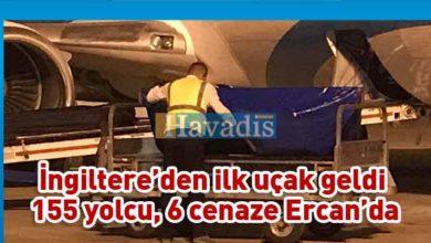 Photo of Ercan'da hüzünlü görüntüler
