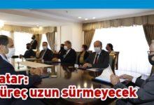Photo of Cumhurbaşkanlığı'ndaki geçiş kapılarıyla ilgili toplantı tamamlandı