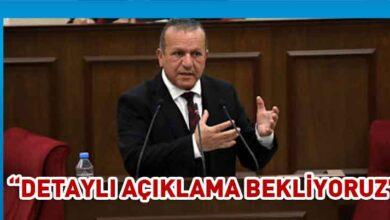 Photo of Ataoğlu: Başbakan koltuğunun gitmesinden mi korkuyor?