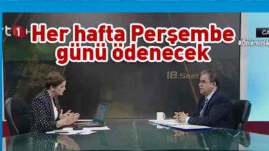 Photo of Sucuoğlu: İhtiyat Sandığı'ndan avans ödemeleri yarın başlıyor