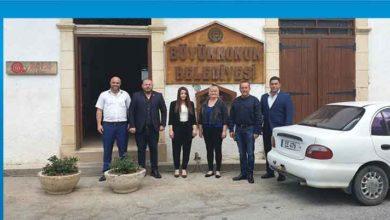 Photo of Ataoğlu'nun  belediyelere ziyaretleri  sürüyor