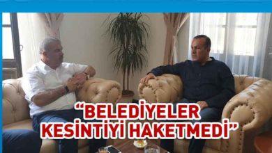 Photo of Ataoğlu, Dipkarpaz Belediyesi'ni ziyaret etti