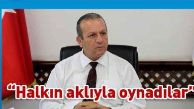 Photo of Ataoğlu: Halkın bilinçli oluşu, KKTC'yi salgından korudu