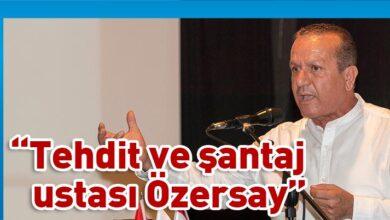 Photo of Ataoğlu: Tatar değil Başbakan, muhtar bile olamaz