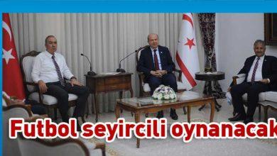 Photo of Başbakan ve Sağlık Bakanı ile futbol toplantısı