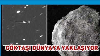 Photo of NASA'dan göktaşı açıklaması: Potansiyel tehlike sınıfında