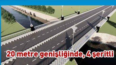 Photo of Gönyeli'de 'Özgürlük Köprüsü' inşaatı ilerliyor