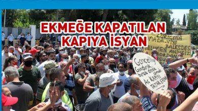 Photo of Güney'de çalışan işçiler Meclis önünde