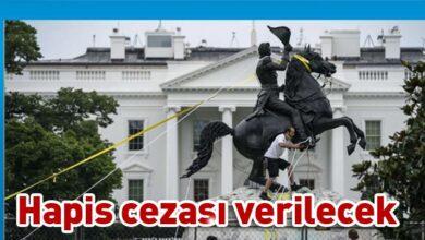 Photo of Trump 'heykelleri koruma' kararnamesini imzaladı