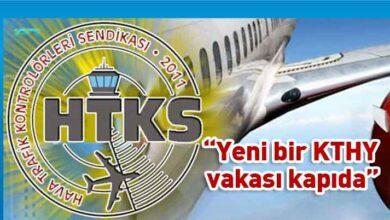 Photo of Hava Trafik Kontrolörleri Sendikası hükümeti uyardı