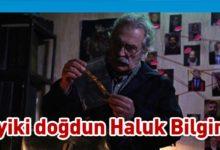 Photo of Haluk Bilginer 65 yaşında