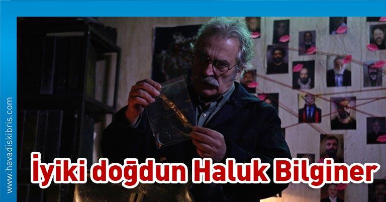 Birçok projeye imza atan ve geçtiğimiz yıllarda puhutv'de yayınlanan Şahsiyet dizisindeki Agah Beyoğlu rolüyle Uluslararası Emmy Ödülleri'nde En İyi Erkek Oyuncu ödülünü alan usta oyuncu Haluk Bilginer 65. yaşını
