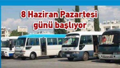 Photo of Şehiriçi ve şehirlerarası toplu taşıma faaliyetleri başlıyor