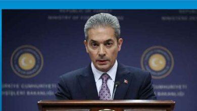 Photo of Aksoy: Rum Dışişleri Bakanı'nın muhatabı Özersay'dır