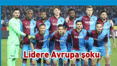 Photo of Trabzonspor Avrupa'dan 1 yıl men edildi!