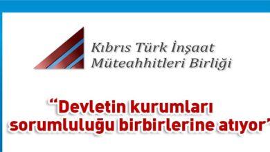 Photo of KTİMB: İnşaat atıklarının geri dönüşümü bürokrasiye takıldı
