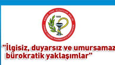 Photo of Kıbrıs Türk Eczacılar Birliği eyleme gidiyor