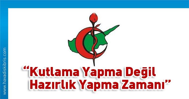 """Kıbrıs Türk Tabipleri Birliği, """"Dünyada ve Ülkemizde Covid 19 Pandemisinde Gelinen Aşama"""" başlığıyla yağtığı yazılı açıklamada, bağışıklanmış insan sayısı toplum koruma eşiğinden çok uzak olduğunu belirtti"""