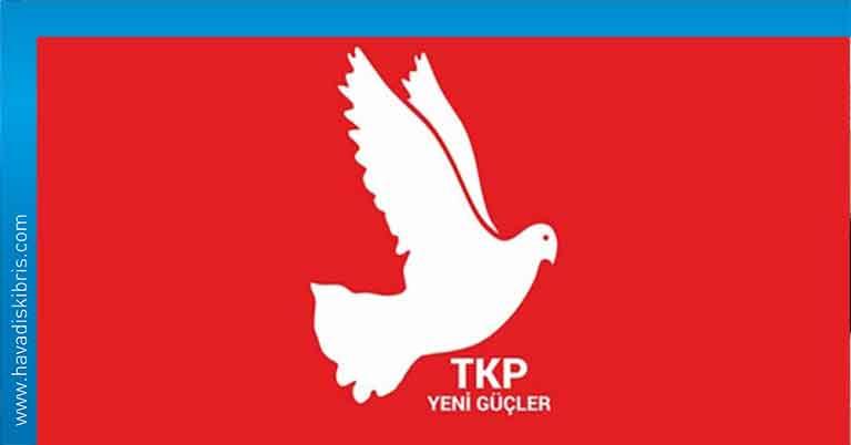 Toplumcu Kurtuluş Partisi - Yeni Güçler