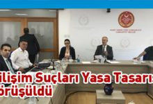 Photo of Hukuk, Siyasi İşler ve Dışilişkiler Komitesi toplandı