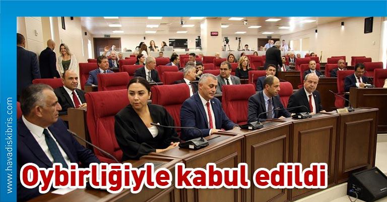 Meclis'in bugünkü toplantısında, Genel Kurul'un çalışma düzeniyle ilgili yeni karar alındı. Buna göre, Cumhuriyet Meclisi Genel Kurulu, bundan böyle