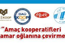 Photo of Kooperatiflerden ortak basın açıklaması