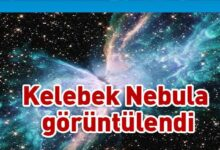 Photo of NASA'dan 'Kelebek Nebula' paylaşımı