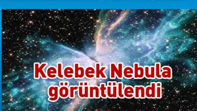 Photo of NASA'dan 'Kelebek Nebula' paylaşımı