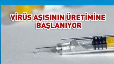 Photo of AstraZeneca corona virüs aşısının üretimine başlayacak