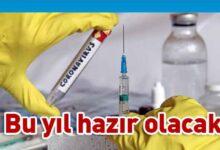 Photo of Çin'den corona virüs aşısı için önemli adım